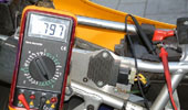 Диагностика зарядки аккумулятора
