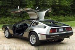 DeLorean - история становления и развития, причины исчезновения