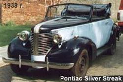 Pontiac - история становления и развития, причины исчезновения