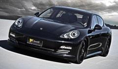 Дорогая обувь для Porsche Panamera S