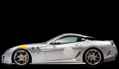 Контора Novitec покажет в Женеве 888-сильный Ferrari 599 GTO
