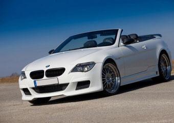 Тюнинг BMW 6-series Cabrio от ателье Lumma