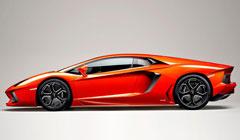 В Женеве представили 700-сильный суперкар Lamborghini Aventador