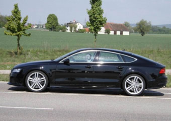 Новые Audi S6 и S7 получат дизельные моторы
