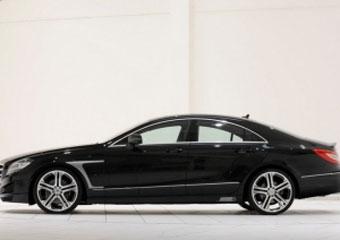 Brabus привезет в Женеву прокачанный Mercedes-Benz CLS
