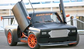 Новый 'российский автомобиль'