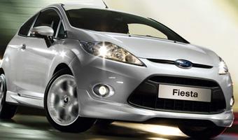 Ford превратил Fiesta в 'зажигалку'
