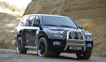 Тюнинг для Toyota Land Cruiser