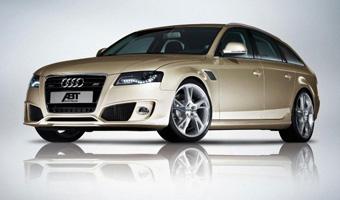Тюнинг для Audi: еще лучше, еще мощнее