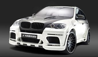 Новый BMW X5 M получил от Хамманцев заряд в 670 лошадей