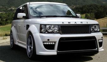 Amari Design продолжает модернизировать