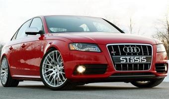 Stasis Engineering предлагает улучшить Audi S4 дважды
