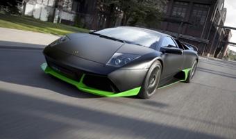 Edo Competition усилило Lamborghini Murcielago