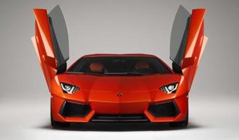 Lamborghini Aventador LP700-4, встречайте!