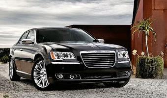Chrysler 300C: найдите 6 отличий