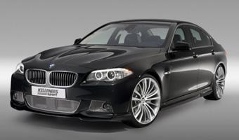 BMW M5: еще не выпустили, но уже прокачали