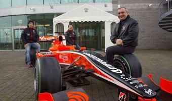 Marussia Virgin Racing – первая российская команда
