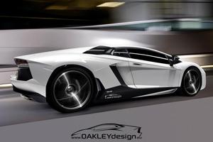 Благодаря тюнингу Lamborghini Aventador лишится полного привода