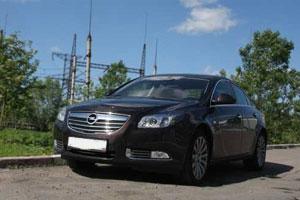 Тест-драйв Opel Insignia BE: в шаге от премиума
