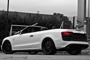 Тюнинг Audi A5 Cabriolet S-Line от Project Kahn