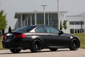 BMW M3 Frozen Black Special Edition