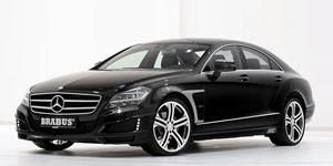 Новый Mercedes CLS от тюнера Brabus покажут в Женеве