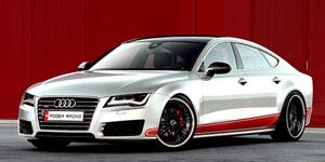 Простенькая Audi A7 Sportback от тюнера Pogea Racing