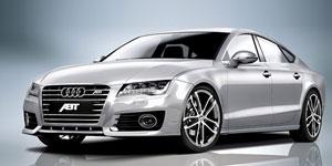 Новая Audi A7 от тюнера ABT будет представлена в Женеве
