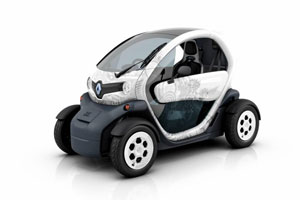 Renault Twizy 45 скоро будет в продаже