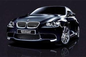 BMW презентовал спецверсию модели автомобиля M3