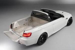 BMW компания представила самый мощный в мире на сегодняшний день авто пикап